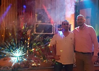 Ron Paulik und DJ Basti das Partymusik-Team