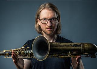 Musikservice Thomas Bethmann, der Saxophonist