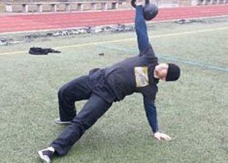 Personal Training Riccardo Grassmann