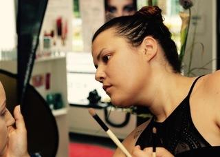 Hair & Make-up Artist Janine Waldhof