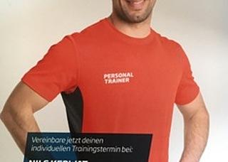 Personal Trainer Nils Kerwat