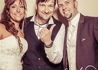 Inslicht Hochzeitsfotografie -  FotoStudio-Kauffmann