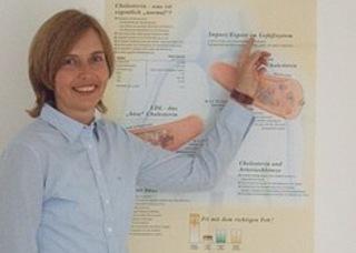 Ernährungsinformationsservice  Manuela Marin