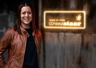 Corinna Staar - Stimme mit Stern